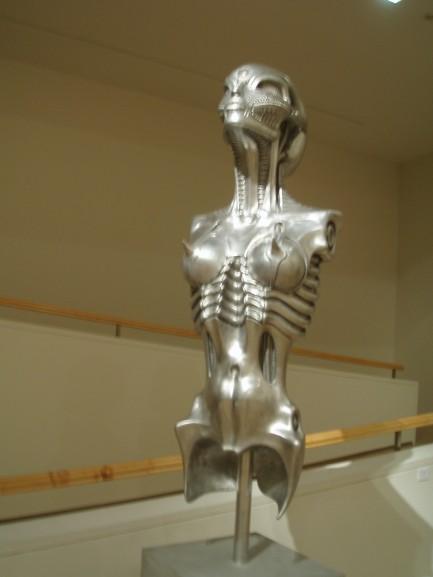 hr giger art. Alien, H.R. Giger,