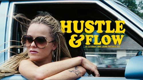 Pulp International - Two Hustle and Flow posters