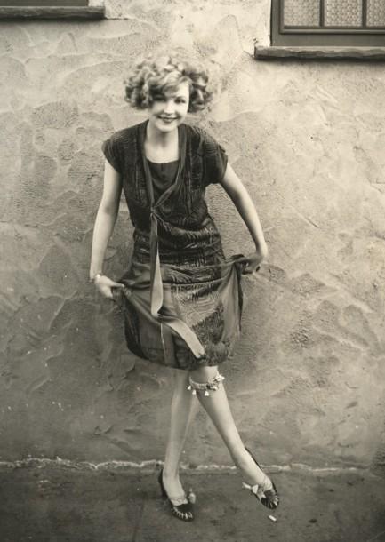 Pulp International - 1926 promo photo of Joyce Compton