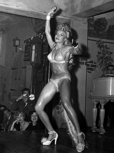 New Orleans strippen Jobs