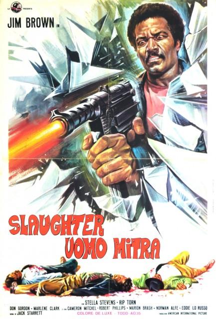 Slaughter - Uomo Mitra Movie Film Download