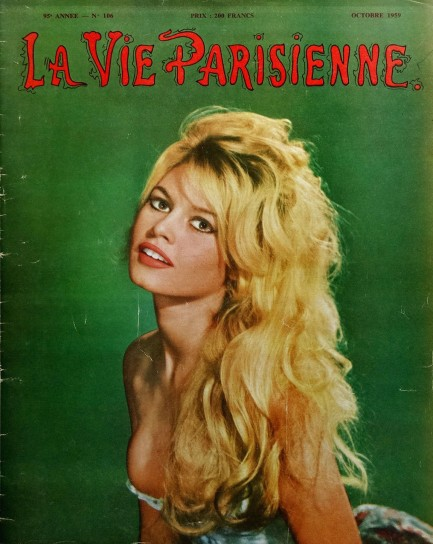 Pulp International Cover And Scans From Special Brigitte