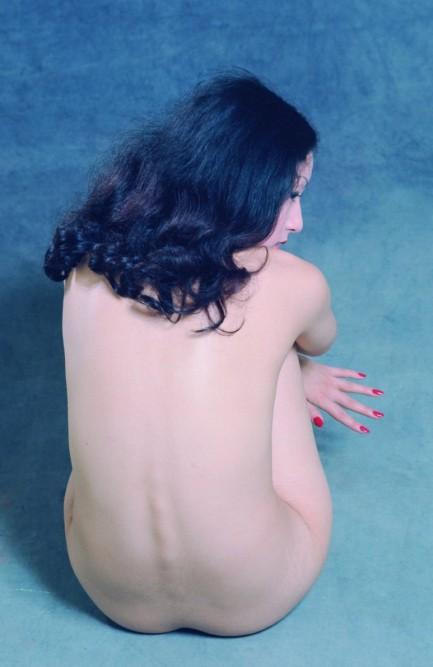 Claudia barrett fake naked