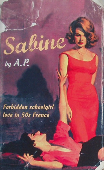 French Pulp Cover, Sabine