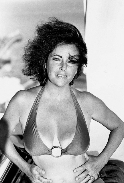 Elizabeth taylor nuded — photo 2