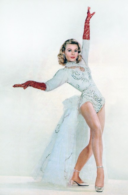 name spelled without the hyphen but it needs to be there she was born vera ellen westmeier rohe she had another hyphen tooshe was an actress dancer - Actresses In White Christmas