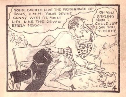 Best of 1950s Xxx Cartoons