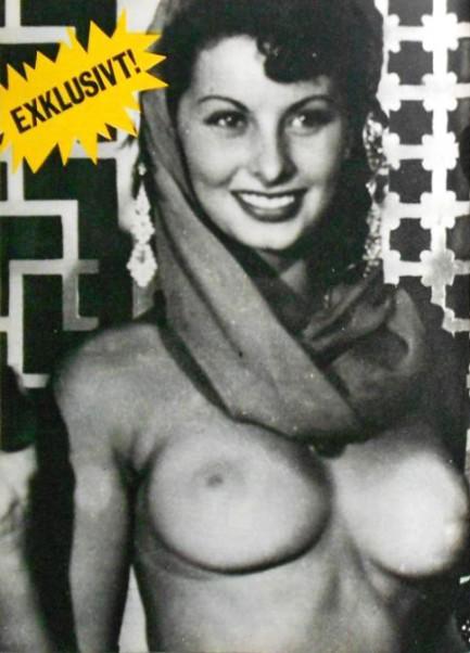 nude pictures of sophia loran