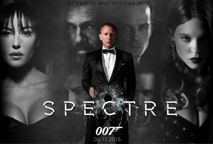 The New Bond Movie: Spectre