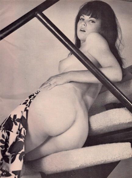 Susan Denberg  nackt