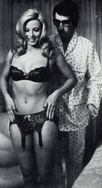 Classic vintage retro erotica virginia bell class erotic
