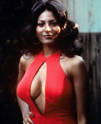 Confirm. join Pam grier sexy red can