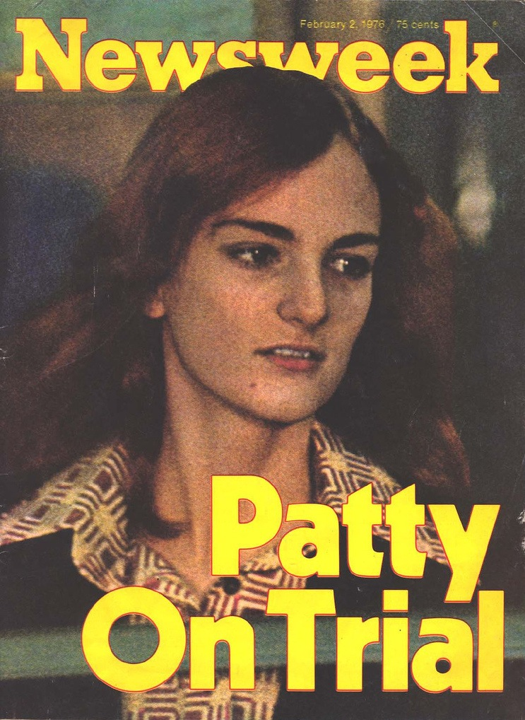 a case study of the patty hearst trial