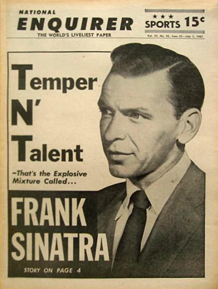 National Enquirer Headlines National Enquirer Published