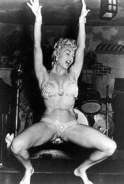 Lana rey hot striptease - 1 part 8