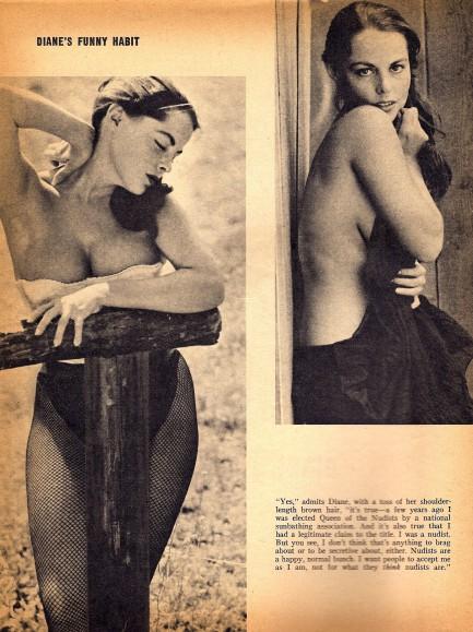 Goldie blair nude