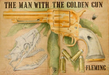 First Edition Man With The Golden Gun Man With The Golden Gun